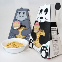 Interesting cereal packaging designs are able to make the breakfast a lot of fun! A perfect packaging helps to generate in the mind the images of tasty. Cereal Packaging, Kids Packaging, Innovative Packaging, Food Packaging Design, Packaging Design Inspiration, Brand Packaging, Product Packaging, Kids Cereal, Cereal Boxes