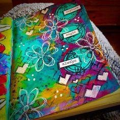 53/365 daily art journal