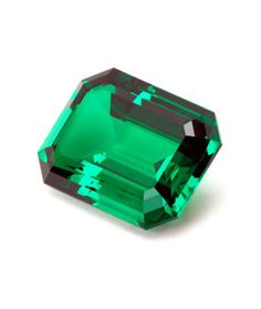 A dazzling, beautiful shade of green - the Emerald.