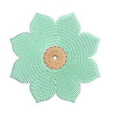 Simple 3x3 Star Flower Designs - EmbroideryShristi