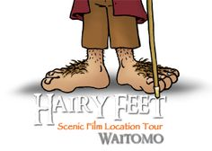 Hairy Feet Waitomo - Lord of the Rings tours