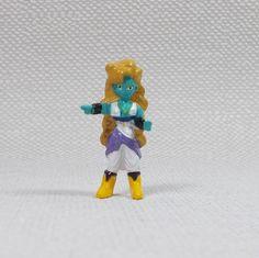 Dragon Ball Z - Micro Figure - 1  Tall - 1989 B.S.S.T.A (57)