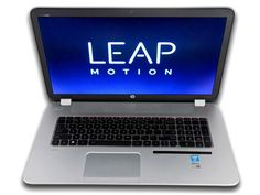 "HP ENVY 17t-j100 Leap Motion Quad Edition Notebook 17.3"" Full HD Nvidia GeForce GT-750M  If you're looking for the latest in technology, performance, entertainment, and style in a laptop, the HP ENVY 17t LEAP won't disappoint. ty on a whole other level.  It's Main Features: 4th generation Intel Core i7-4702MQ Processor Graphics: Nvidia GeForce GT 750M 4GB Clock speed: 2.20- 3.20 GHz RAM: 16GB HDD: 1TB"