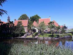 Allochtonka - życie ekspatki w Holandii: Zuiderzeemuseum (Muzeum Morza Południowego) w Enkhuizen Jacuzzi, Mansions, House Styles, Home Decor, Decoration Home, Manor Houses, Room Decor, Villas, Mansion