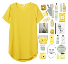 """""""explosion"""" by julliax3 ❤ liked on Polyvore featuring Monki, Burt's Bees, A.P.C., Fuji, L'Occitane, Wood Wood, Darphin, Calvin Klein, philosophy and Topshop"""