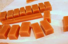 Traditional Butterscotch Candy