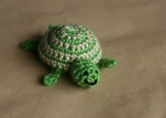 Turtle free crochet pattern by bethsco blog