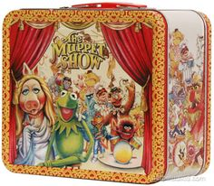 This muppet lunchbox is amazing. I think I had it when I was very young.