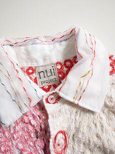 "Special Invitation to ""iris Gakuen Nui (nui) project shirt Exhibition""   Io graphics"