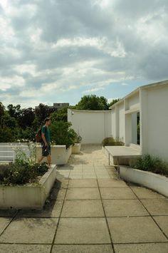 Galería de Clásicos de Arquitectura: Villa Savoye / Le Corbusier - 19