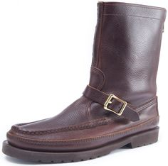 W.C. Russell Moccasin Company - Double Moccasin Bottom Zephyr - $438