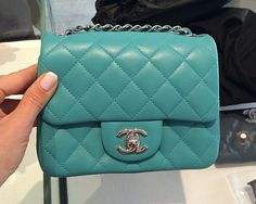 Chanel Mini Classic Flap Bags For Spring Summer 2014