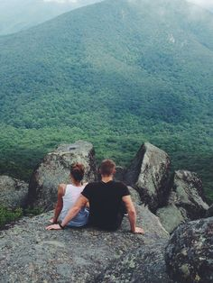 Hiking • Virginia • couple photography • love • nature • adventure