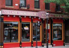Village Smokehouse, Brookline, MA