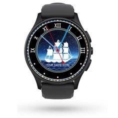 Sailor Watch Face Met Naam | Watch Faces met Uw naam - bedrijfsnaam