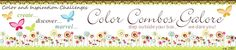 great for designing scrapbook pages with colors