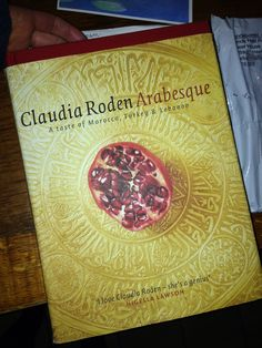 Claudia Roden Eastern Cuisine, Nigella Lawson, Cookery Books, Arabesque, Middle, Cooking, Food, Cook Books, Kitchen