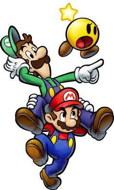 Mario & Luigi: Dream Team (Mario & Luigi RPG Dream Adventure in Japan) is a new upcoming fourth installment of the Mario & Luigi series f. Mario and Luigi: Dream Team Mario And Luigi Games, Super Mario And Luigi, Super Mario Art, Super Mario World, Super Mario Brothers, Mario Kart, Desenho New School, Super Smash Bros, Game Character
