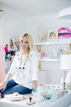 Behind the Blog with The Doctors Closet   Read more - http://www.stylemepretty.com/living/2014/03/24/behind-the-blog-with-the-doctors-closet/