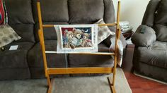 Tapestry-stand Magazine Rack, Tapestry, Cabinet, Storage, Furniture, Ebay, Home Decor, Hanging Tapestry, Clothes Stand