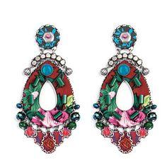Ayala Bar Flamenco Earrings