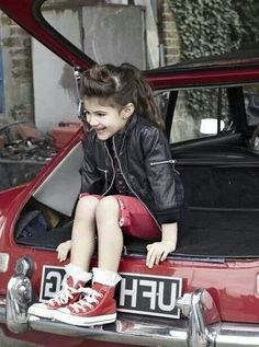 Rockabilly,I can see my daughter in this when she's older :)