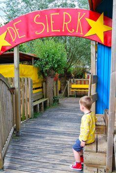 De Sierk, retro pretpark aan zee