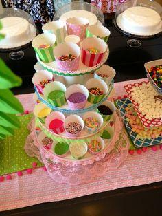 Sprinkles for Hana's Bake Shoppe party