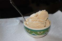 The Sweet Life: Homemade Peanut Butter Banana Frozen Yogurt