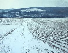 The Morphology of Landscapes: Paintings by Benoit Trimborn | Faith is Torment | Art and Design Blog