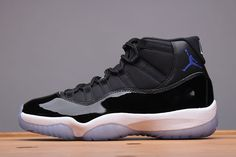 Check Out The #45 Air Jordan 11 Space Jam Official Pictures