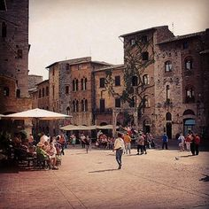And every piazza is unique. | 39 Reasons Studying Abroad In Italy Ruins You For Life