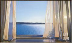 Long Golden Day by Alice  Dalton Brown. Framed Print from the Art.com Spring 2014 Catalog, $304.99
