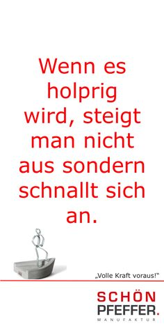 """""""Volle Kraft voraus!"""" #Zitate #sprüche"""