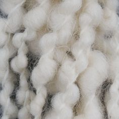 Polar Bear  Bulky Yarn