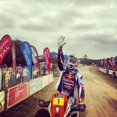 Despres wins #Dakar2013