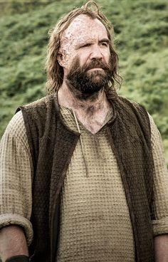 The Hound / Sandor Clegane | Game of Thrones