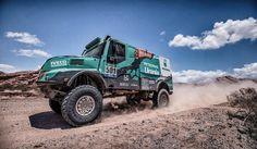 Team de Rooij Dakar 2016