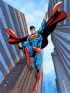 Superman by Jose Luis Garcia-Lopez * Superman Artwork, Superman Wallpaper, Batman Vs Superman, Spiderman, Superman Stuff, Superman Man Of Steel, Superman Wonder Woman, Marvel Dc, Captain Marvel Shazam