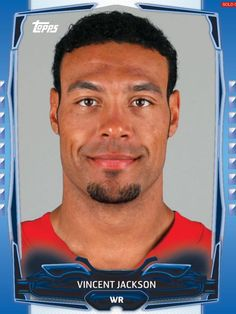 TOPPS-HUDDLE-BLUE-BOOST-VINCENT-JACKSON-TAMPA-BAY-BUCCANEERS-ONLY-100-EXIST