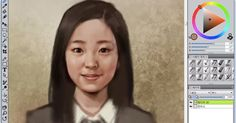 A year after the South Korean ferry disaster left 304 passengers dead or missing, one artist is honoring the victims with a time-lapse tribute.