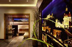 Hotel in Wals bei Salzburg Salzburg, Sauna, Aquarium, Environment, Vacation, Goldfish Bowl, Aquarium Fish Tank, Aquarius, Fish Tank