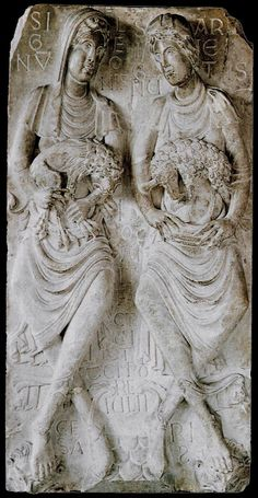 ROMANESQUE SCULPTOR, French. Relief. before 1118. Stone. Musée des Augustins, Toulouse. http://www.wga.hu