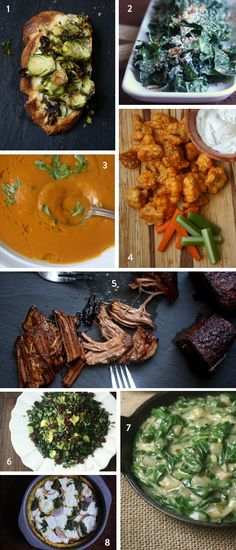Your 10 Favorite FMP Recipes of 2013
