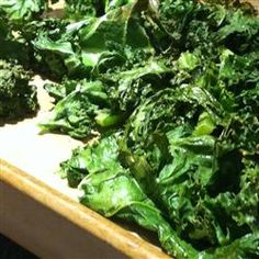 Chili-Roasted Kale Allrecipes.com