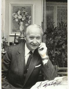 politician Alexander #Dubcek - leader of Prague spring 1968
