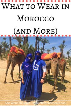 Because of the negative ideas floating around about Morocco and its religion of Islam, there are a lot of unanswered questions about traveling to places like Morocco. This post is for all first-timers to help answer questions like where to stay, what a medina is, and what to wear in Morocco.