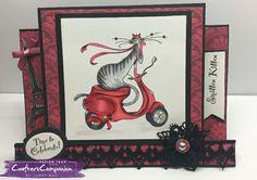 catitudes, crafters companion, cat, spectrum noir,