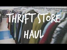 Thrift Store Haul - ErinTheInsomniac