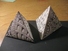 Tangle with Dimension Dennis Jordan Tangle Patterns, Tangled, College, 3d, Math, Blog, Decor, University, Decoration